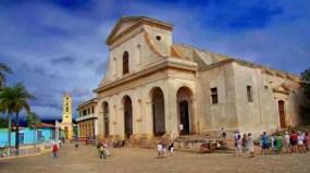 Travel to trinidad. trinidad church.