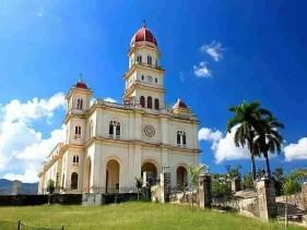 trip to santiago de cuba. virgin the charity of copper
