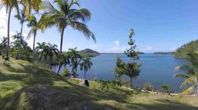 Tour a Cuba Baracoa. Vista Mar.
