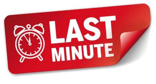 last-minute