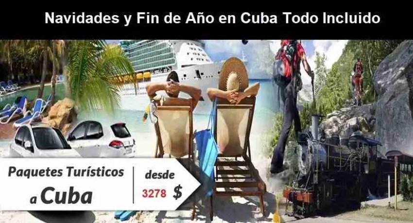 Cuba Packages All Inclusive. Paquete turístico a cuba