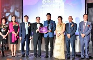 24、圣琳国际学校刘一男获中加青年创业特别贡献奖