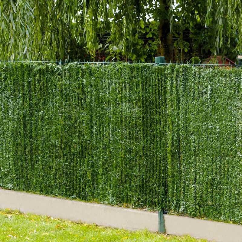 haie artificielle easy green 129 brins