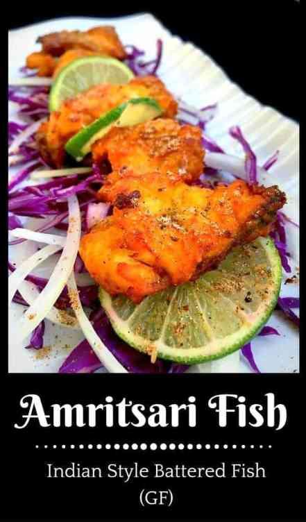 Amritsari Fish Pakora Recipe