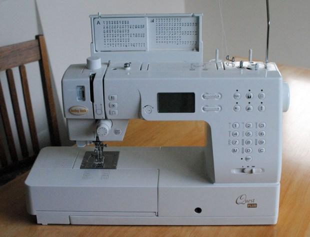 babylock sewing machine