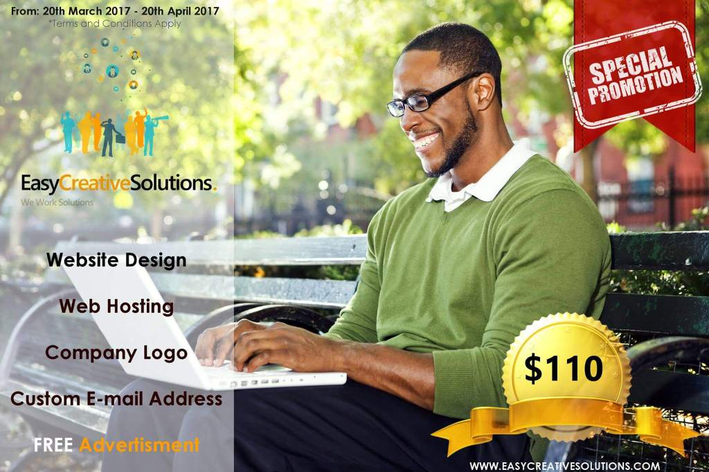 Easy Creative Solutions Website Promotion