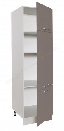 meuble colonne rangement cuisine 60cm