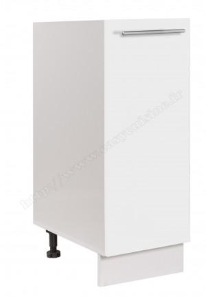 meuble bas cuisine 30cm avec panier