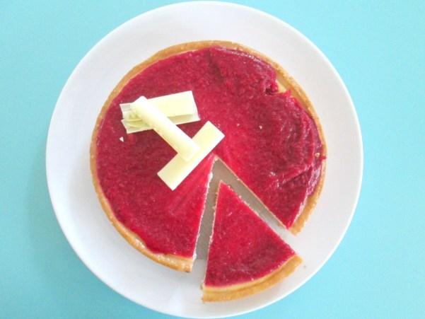 cheesecake van de hema