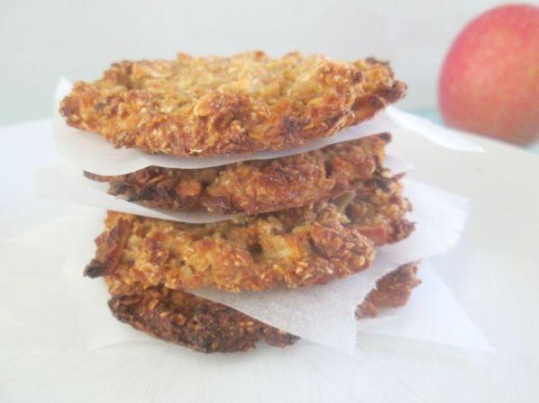 gezonde appeltaart koekjes