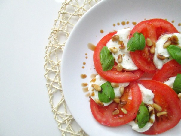 caprese salade