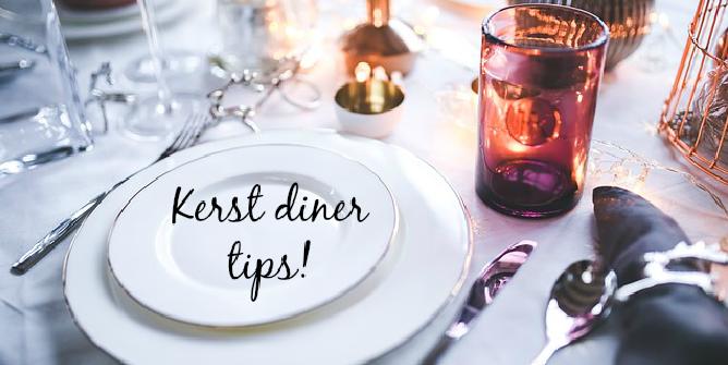 Kerst diner tips