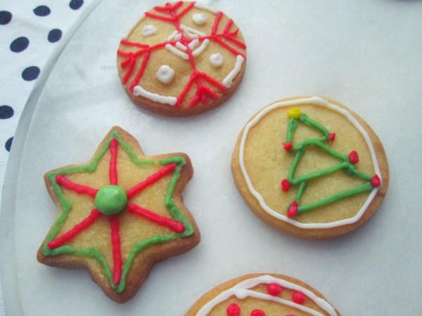 makkelijke kerstkoekjes
