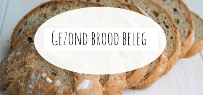 gezond brood beleg