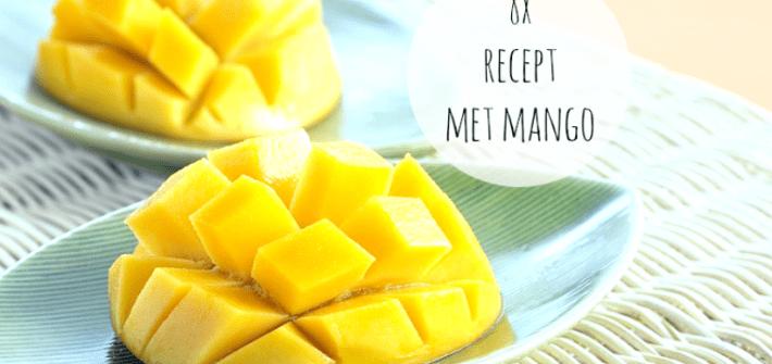 recept met mango