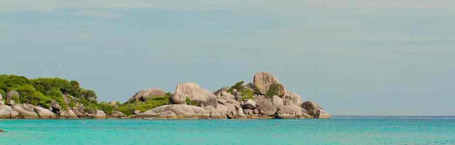 Similan Islands National Park