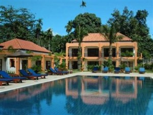 Schwimmbad Khao lak Palm Hill Resort
