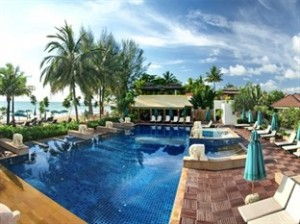 Pool at Baan KhaoLak Resort, Khao Lak Thailand