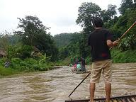 Gentle Rafting - Khao Sok