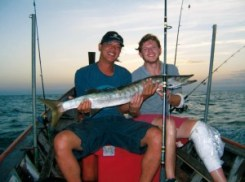 Great Barracuda - Fishing Trip