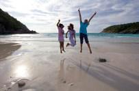 Fun at Raya Yai Island