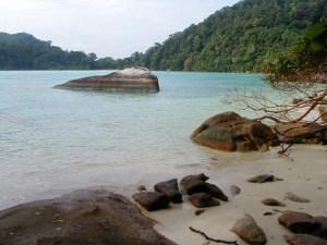 Toller Urlaubsspass für die ganze Familie bei den Surin Inseln.