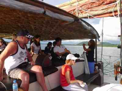 Tour Briefing - Khao lak Sunset Cruise on June Bahtra