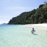 Khao Lak Island Hopping Tours to Paradise Koh Kam