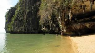 Khao Lak James Bond Island Tour - Secret Beach