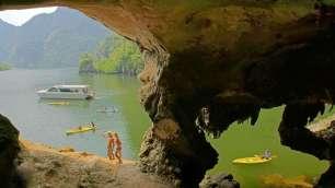 Hong Island Tour - Kayaking