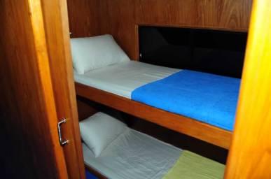 MV Sawan - Standard Cabin