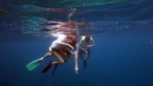 Snorkeling Liveaboard Thailand Fun