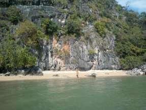 Koh La Na Beach