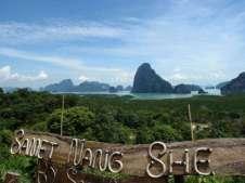 Samet Nangshe View Point
