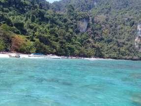 Three Bays at Phi Phi Don