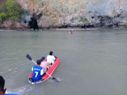 Sea Canoe at Panak Island