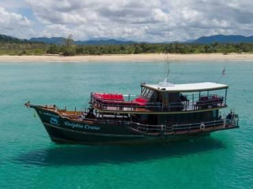 Dolphine Cruise Khao Lak