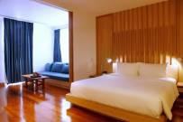 AtriumPool Villa - Bedroom at The Nap Patong