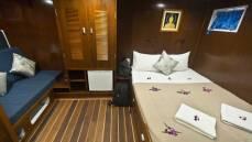 MV Giamani - Master Cabin