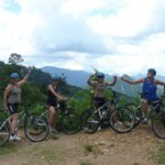 Phuket Cycling Tours to Khao Sok