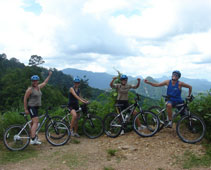 Cycling Tours Phuket to Khao Sok