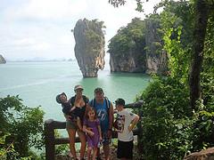 Private Phuket Tours - Visit James Bond Island, Phang Nga Bay Thailand