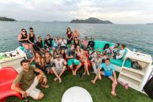 Phuket Party Boat - Upperdeck