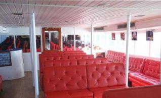1st Class Seats - Phi Phi Ferry Royal Jet cruise