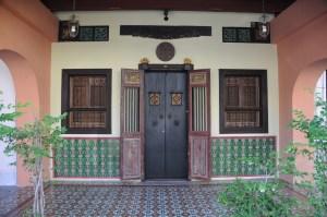 House on Thalang Road, Phuket Old Town