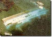 King Cruiser Wreck Dive