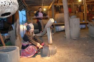 Siam Niramit Thai Village - Hill Tribes