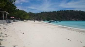 Snorkeling at Racha Yai Island