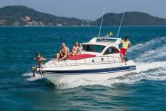 MY Anurak - Phuket Boat Charters