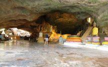 Wat Suwan Kuha, Phang Nga Thailand